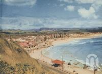 "<span class=""caption-caption"">View from Kirra looking north-west</span>. <br />From <span class=""caption-book"">Beautiful Brisbane and The Gold Coast</span>, <span class=""caption-publisher"">Sydney G Hughes</span>, 1950s, collection of <span class=""caption-contributor"">Fryer Library, UQ</span>."