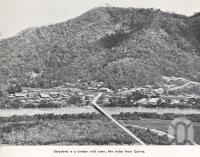 "<span class=""caption-caption"">Stratford is a timber mill town, five miles from Cairns</span>. <br />From <span class=""caption-book"">Mulgrave Shire</span>, <span class=""caption-publisher"">Mulgrave Shire Council</span>, 1954, collection of <span class=""caption-contributor"">Fryer Library, UQ</span>."
