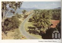 "<span class=""caption-caption"">Yorkey's Knob beach resort</span>. <br />From <span class=""caption-book"">Mulgrave Shire</span>, <span class=""caption-publisher"">Mulgrave Shire Council</span>, 1954, collection of <span class=""caption-contributor"">Fryer Library, UQ</span>."