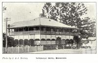 "<span class=""caption-caption"">Yatesville hotel, Woodford</span>. <br />From <span class=""caption-book"">The History of Queensland</span>, <span class=""caption-publisher"">States Publishing Company</span>, 1919, collection of <span class=""caption-contributor"">Fryer Library, UQ</span>."