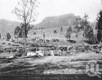 "<span class=""caption-caption"">Condamine Crossing</span>. <br />From <span class=""caption-book"">Views of Darling Downs Stanthorpe</span>, <span class=""caption-publisher"">Bebbington</span>, 1912, collection of <span class=""caption-contributor"">Fryer Library, UQ</span>."