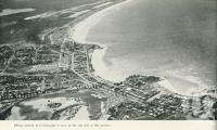 "<span class=""caption-caption"">Bilinga airport at Coolangatta, top left</span>. <br />From <span class=""caption-book"">Gold Coast: The story of the Gold Coast of Queensland and Hinterland</span>, 1958, collection of <span class=""caption-contributor"">John Young</span>."