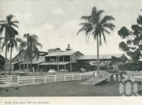 """<span class=""""caption-caption"""">Rocky Point Sugar mill near Beenleigh</span>. <br />From <span class=""""caption-book"""">Gold Coast: The story of the Gold Coast of Queensland and Hinterland</span>, 1958, collection of <span class=""""caption-contributor"""">John Young</span>."""
