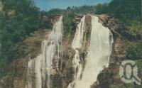 "<span class=""caption-caption"">Tully Falls</span>, 1950. <br />Booklet, collection of <span class=""caption-contributor"">John Young</span>."