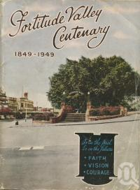"<span class=""caption-caption"">Centenary Place, Fortitude Valley</span>, 1949. <br />Booklet, collection of <span class=""caption-contributor"">John Young</span>."