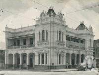 "<span class=""caption-caption"">Fortitude Valley Post Office</span>, 1949. <br />Booklet, collection of <span class=""caption-contributor"">John Young</span>."