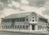 "<span class=""caption-caption"">Police Headquarters, Fortitude Valley</span>, 1949. <br />Booklet, collection of <span class=""caption-contributor"">John Young</span>."