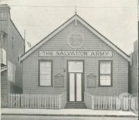 "<span class=""caption-caption"">The Salvation Army, Fortitude Valley</span>, 1949. <br />Booklet, collection of <span class=""caption-contributor"">John Young</span>."