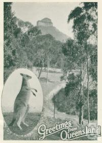 "<span class=""caption-caption"">Greetings from Queensland</span>, c1925. <br />Booklet, collection of <span class=""caption-contributor"">John Young</span>."