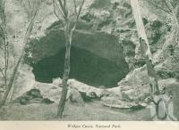 """<span class=""""caption-caption"""">Widgee Caves, National Park</span>, c1925. <br />Booklet, collection of <span class=""""caption-contributor"""">John Young</span>."""