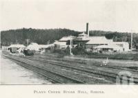 "<span class=""caption-caption"">Plane Creek Sugar Mill, Sarina</span>. <br />From <span class=""caption-book"">The Mackay District</span>, <span class=""caption-creator"">Queensland Government Intelligence and Tourist Bureau</span>, Brisbane, 1924, collection of <span class=""caption-contributor"">Centre for the Government of Queensland</span>."
