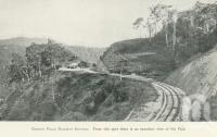 """<span class=""""caption-caption"""">Barron Falls Railway Station</span>. <br />From <span class=""""caption-book"""">Tours in the Cairns District, Handbook to Cairns and Hinterland</span>, <span class=""""caption-creator"""">Queensland Railways</span>, Brisbane, 1912, collection of <span class=""""caption-contributor"""">Centre for the Government of Queensland</span>."""