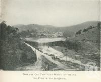 "<span class=""caption-caption"">Dam and ore treatment works, Irvinebank</span>. <br />From <span class=""caption-book"">Tours in the Cairns District, Handbook to Cairns and Hinterland</span>, <span class=""caption-creator"">Queensland Railways</span>, Brisbane, 1912, collection of <span class=""caption-contributor"">Centre for the Government of Queensland</span>."