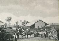 "<span class=""caption-caption"">Railway Station Laidley</span>. <br />From <span class=""caption-book"">Glimpses of Sunny Queensland (2nd edition)</span>, <span class=""caption-creator"">Queensland Government Intelligence and Tourist Bureau</span>, Brisbane, 1912, collection of <span class=""caption-contributor"">Centre for the Government of Queensland</span>."