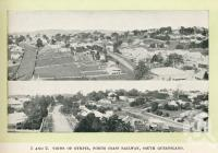 """<span class=""""caption-caption"""">Views of Gympie</span>. <br />From <span class=""""caption-book"""">Glimpses of Sunny Queensland (2nd edition)</span>, <span class=""""caption-creator"""">Queensland Government Intelligence and Tourist Bureau</span>, Brisbane, 1912, collection of <span class=""""caption-contributor"""">Centre for the Government of Queensland</span>."""