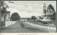 """<span class=""""caption-caption"""">Court house, Gympie</span>. <br />From <span class=""""caption-book"""">Glimpses of Sunny Queensland (3rd edition)</span>, <span class=""""caption-creator"""">Queensland Government Intelligence and Tourist Bureau</span>, Brisbane, 1914, collection of <span class=""""caption-contributor"""">Centre for the Government of Queensland</span>."""