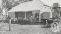 "<span class=""caption-caption"">Cheese factory at Greenmount, Darling Downs</span>. <br />From <span class=""caption-book"">The Pocket Queensland</span>, <span class=""caption-creator"">Queensland Government Intelligence and Tourist Bureau</span>, Brisbane, 1921, collection of <span class=""caption-contributor"">Centre for the Government of Queensland</span>."