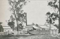 "<span class=""caption-caption"">Co-operative bacon factory, Murarrie</span>. <br />From <span class=""caption-book"">The Pocket Queensland</span>, <span class=""caption-creator"">Queensland Government Intelligence and Tourist Bureau</span>, Brisbane, 1921, collection of <span class=""caption-contributor"">Centre for the Government of Queensland</span>."