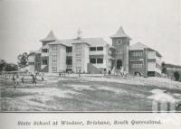 "<span class=""caption-caption"">State school at Windsor</span>. <br />From <span class=""caption-book"">The Pocket Queensland</span>, <span class=""caption-creator"">Queensland Government Intelligence and Tourist Bureau</span>, Brisbane, 1921, collection of <span class=""caption-contributor"">Centre for the Government of Queensland</span>."