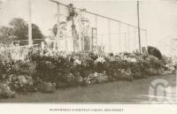 "<span class=""caption-caption"">Nindoornbah Homestead garden, Beaudesert</span>. <br />From <span class=""caption-book"">Official Souvenir Beaudesert and National Park Lamington Plateau</span>, <span class=""caption-creator"">Beaudesert Shire Council</span>, Brisbane, 1935, collection of <span class=""caption-contributor"">Centre for the Government of Queensland</span>."