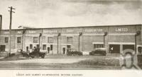 "<span class=""caption-caption"">Logan and Albert Co-operative butter factory, Beaudesert</span>. <br />From <span class=""caption-book"">Official Souvenir Beaudesert and National Park Lamington Plateau</span>, <span class=""caption-creator"">Beaudesert Shire Council</span>, Brisbane, 1935, collection of <span class=""caption-contributor"">Centre for the Government of Queensland</span>."