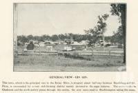 "<span class=""caption-caption"">General view, Gin Gin</span>. <br />From <span class=""caption-book"">The Burnett and Isis Pictorial</span>, <span class=""caption-creator"">Richards & Kingdon</span>, Bundaberg, 1927, collection of <span class=""caption-contributor"">Centre for the Government of Queensland</span>."