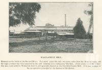 "<span class=""caption-caption"">Wallaville Mill, Burnett River</span>. <br />From <span class=""caption-book"">The Burnett and Isis Pictorial</span>, <span class=""caption-creator"">Richards & Kingdon</span>, Bundaberg, 1927, collection of <span class=""caption-contributor"">Centre for the Government of Queensland</span>."