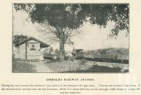"<span class=""caption-caption"">Cordalba Railway Station</span>. <br />From <span class=""caption-book"">The Burnett and Isis Pictorial</span>, <span class=""caption-creator"">Richards & Kingdon</span>, Bundaberg, 1927, collection of <span class=""caption-contributor"">Centre for the Government of Queensland</span>."