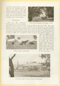 "<span class=""caption-caption"">Terrica Station, page 3</span>. <br />From <span class=""caption-book"">Brisbane, Australia's Sunshine City, Souvenir Commemorating the Visit of HRH The Dule of Gloucester</span>, <span class=""caption-creator"">Brisbane City Council</span>, Brisbane, 1934, collection of <span class=""caption-contributor"">Centre for the Government of Queensland</span>."