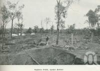 "<span class=""caption-caption"">Sapphire fields, Anakie district</span>. <br />From <span class=""caption-book"">Australia Unlimited</span>, <span class=""caption-creator"">Edwin J Brady</span>, <span class=""caption-publisher"">George Robertson & Co</span>, Melbourne, 1918, collection of <span class=""caption-contributor"">Centre for the Government of Queensland</span>."