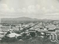 """<span class=""""caption-caption"""">Townsville, capital of north Queensland</span>. <br />From <span class=""""caption-book"""">Australia Unlimited</span>, <span class=""""caption-creator"""">Edwin J Brady</span>, <span class=""""caption-publisher"""">George Robertson & Co</span>, Melbourne, 1918, collection of <span class=""""caption-contributor"""">Centre for the Government of Queensland</span>."""
