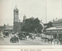 "<span class=""caption-caption"">Gill Street, Charters Towers</span>. <br />From <span class=""caption-book"">Australia Unlimited</span>, <span class=""caption-creator"">Edwin J Brady</span>, <span class=""caption-publisher"">George Robertson & Co</span>, Melbourne, 1918, collection of <span class=""caption-contributor"">Centre for the Government of Queensland</span>."