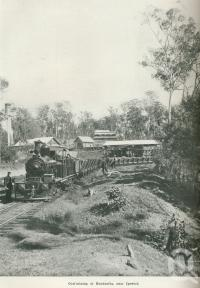 """<span class=""""caption-caption"""">Coal mining at Bundamba, near Ipswich</span>. <br />From <span class=""""caption-book"""">Australia Unlimited</span>, <span class=""""caption-creator"""">Edwin J Brady</span>, <span class=""""caption-publisher"""">George Robertson & Co</span>, Melbourne, 1918, collection of <span class=""""caption-contributor"""">Centre for the Government of Queensland</span>."""