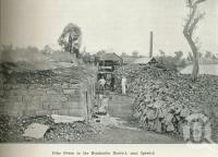 """<span class=""""caption-caption"""">Coke ovens in the Bundamba district, near Ipswich</span>. <br />From <span class=""""caption-book"""">Australia Unlimited</span>, <span class=""""caption-creator"""">Edwin J Brady</span>, <span class=""""caption-publisher"""">George Robertson & Co</span>, Melbourne, 1918, collection of <span class=""""caption-contributor"""">Centre for the Government of Queensland</span>."""