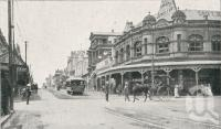 "<span class=""caption-caption"">Valley Corner</span>. <br />From <span class=""caption-book"">The Pocket Brisbane</span>, <span class=""caption-creator"">Queensland Government Intelligence and Tourist Bureau</span>, Brisbane, 1913, collection of <span class=""caption-contributor"">Centre for the Government of Queensland</span>."