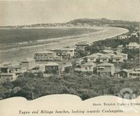 "<span class=""caption-caption"">Tugun and Bilinga beaches</span>. <br />From <span class=""caption-book"">Penrod's Guide to South Coast</span>, Brisbane, 1954, collection of <span class=""caption-contributor"">Centre for the Government of Queensland</span>."