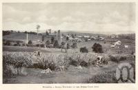 "<span class=""caption-caption"">Woombye, a rural township on the North Coast Line</span>. <br />From <span class=""caption-book"">Queensland Agricultural Journal</span>, 1914, collection of <span class=""caption-contributor"">Fryer Library, UQ</span>."