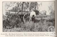 "<span class=""caption-caption"">Mr Harry Leggatt, a Reid's Creek (Gayndah) pioneer</span>. <br />From <span class=""caption-book"">Queensland Agricultural Journal</span>, 1923, collection of <span class=""caption-contributor"">Fryer Library, UQ</span>."