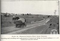 "<span class=""caption-caption"">Brisbane-Ipswich road (near Goodna)</span>. <br />From <span class=""caption-book"">Queensland Agricultural Journal</span>, 1924, collection of <span class=""caption-contributor"">Fryer Library, UQ</span>."