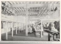 "<span class=""caption-caption"">Packing floor J.C. Hutton's Proprietory Ltd, Bacon Factory, Zillmere</span>. <br />From <span class=""caption-book"">Queensland Agricultural Journal</span>, 1925, collection of <span class=""caption-contributor"">Fryer Library, UQ</span>."