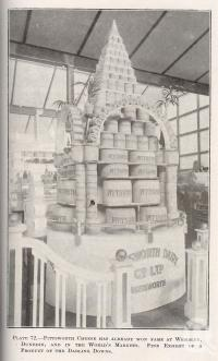 """<span class=""""caption-caption"""">Pittsworth Cheese</span>. <br />From <span class=""""caption-book"""">Queensland Agricultural Journal</span>, 1926, collection of <span class=""""caption-contributor"""">Fryer Library, UQ</span>."""