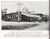 "<span class=""caption-caption"">A busy corner of the main street, Biloela</span>. <br />From <span class=""caption-book"">Queensland Agricultural Journal</span>, 1929, collection of <span class=""caption-contributor"">Fryer Library, UQ</span>."