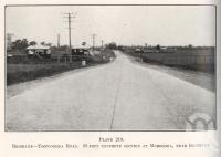 """<span class=""""caption-caption"""">Brisbane -Toowoomba Road, at Moorooka</span>. <br />From <span class=""""caption-book"""">Queensland Agricultural Journal</span>, 1929, collection of <span class=""""caption-contributor"""">Fryer Library, UQ</span>."""