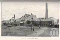 "<span class=""caption-caption"">Racecourse Mill, Mackay</span>. <br />From <span class=""caption-book"">Queensland Agricultural Journal</span>, 1930, collection of <span class=""caption-contributor"">Fryer Library, UQ</span>."