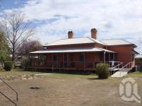 """<span class=""""caption-caption"""">Wallangarra Customs House, now a private residence</span>, 2009. <br />Digital image, collection of <span class=""""caption-contributor"""">Centre for the Government of Queensland MS</span>."""