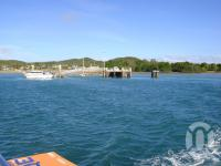 "<span class=""caption-caption"">Horn Island wharf</span>, 2009. <br />Digital image, collection of <span class=""caption-contributor"">Centre for the Government of Queensland MS</span>."