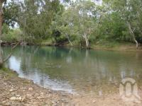 "<span class=""caption-caption"">Swimming hole, Prince of Wales Island</span>, 2009. <br />Digital image, collection of <span class=""caption-contributor"">Centre for the Government of Queensland MS</span>."