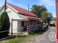 """<span class=""""caption-caption"""">Bogantungan railway station</span>, 2009. <br />Digital image, collection of <span class=""""caption-contributor"""">Centre for the Government of Queensland MS</span>."""