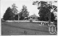 "<span class=""caption-caption"">Chigigum' Country Home of Mrs Nancy Spen Yaun Numinbah Valley</span>, c1930s-c1940s. <br />Photographic collection, <span class=""caption-contributor"">Queensland State Archives</span>."