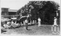 """<span class=""""caption-caption"""">Lake Eacham Hotel, Yungaburra</span>, c1930s-c1940s. <br />Photographic collection, <span class=""""caption-contributor"""">Queensland State Archives</span>."""
